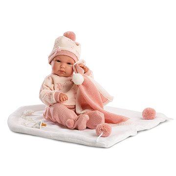 Llorens New Born holčička 63546 (8426265635467)