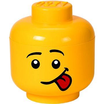 LEGO Úložná hlava Silly - malá (5711938030858)
