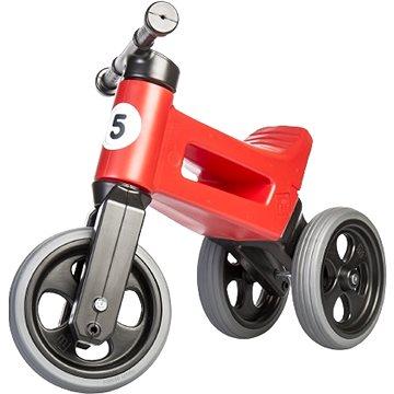 Funny Wheels New Sport 2v1 - červené (8595557508588)
