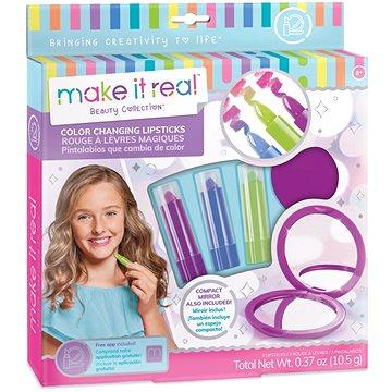 Make it Real Lesky na rty měnící barvu (695929023034)