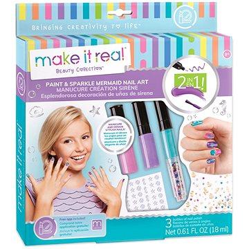 Make it Real Laky na nehty se zdobením (695929023249)