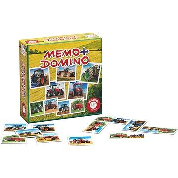 Pexeso&Domino -Traktory (9001890659492)