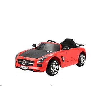 Hecht Autíčko Mercedes Benz SLS AMG - červené (8595614920599)