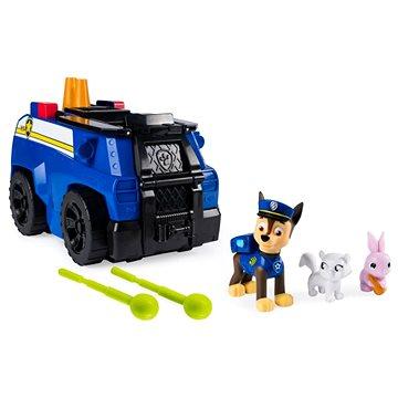 Tlapková patrola Auto/hrací sada 2v1 - Chase (ASRT778988188910b)