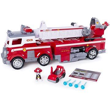 Tlapková patrola Velký hasičský vůz s efekty (778988147580)