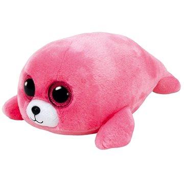 Beanie Boos Pierre - pink seal 24 cm (008421370856)
