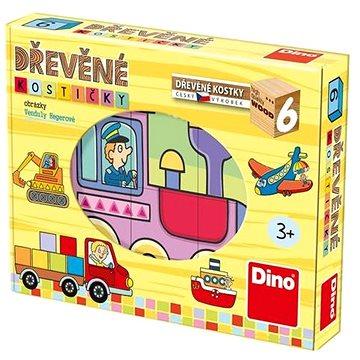 Dino Dopravní prostředky (8590878643130)