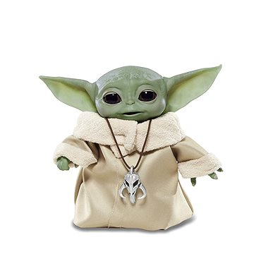Star Wars Baby Yoda figurka - Animatronic Force Friend (5010993762163)
