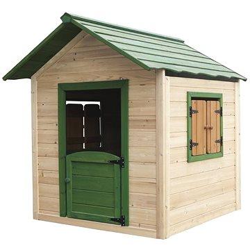 Domeček dětský dřevěný Stáj (8590517984037)