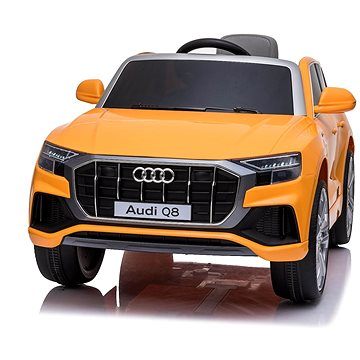 Audi Q8, žluté (8586019941999)