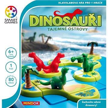 Smart - Dinosauři - Tajemné ostrovy (8595558302468)