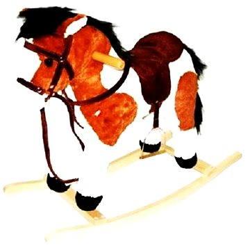 Houpací kůň plyšový (8590331160020)