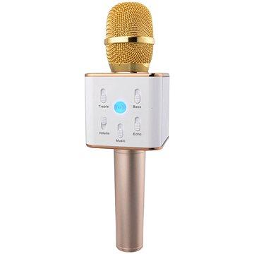 Eljet Karaoke Mikrofon Performance zlatý (8594176633107)