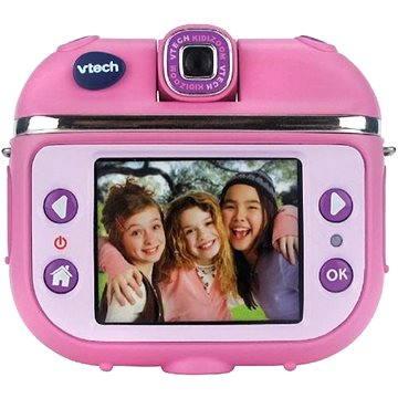 Vtech Kidizoom Selfie Cam - růžový (3417761937037)
