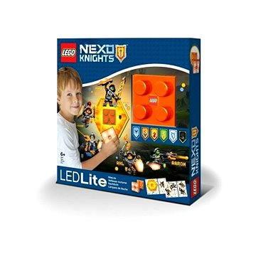 Lego Nexo Knights orientační světlo (4895028512972)