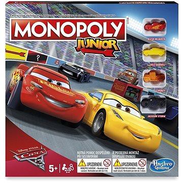 Monopoly Junior Auta 3 (5010993426621)