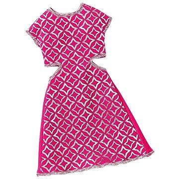 Mattel Barbie šaty - ružové (ASRT0887961458725)