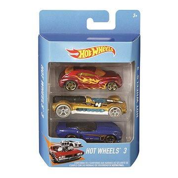 Hot Wheels Angličáky 3ks (0027084425611)