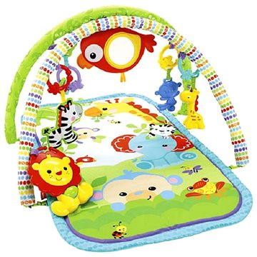Fisher-Price - Hrací dečka Rainforest Friends (0887961086157)