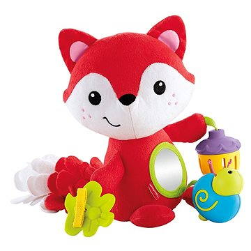 Fisher-Price Liška s Aktivitami (0887961045963)