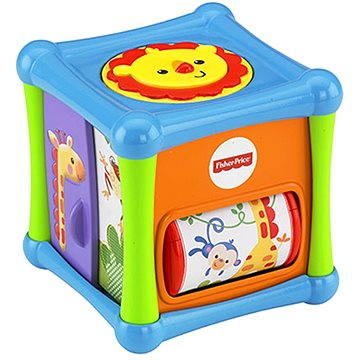 Fisher-Price - Kostka s Aktivitami (0746775309947)