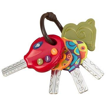 B-Toys Elektronické klíčky LucKeys (062243269859)