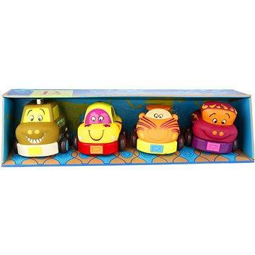 B-Toys Autíčka Wheee-Is! (062243220454)