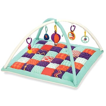 B-Toys Hrací deka s hrazdou Wonders Above (062243277625)