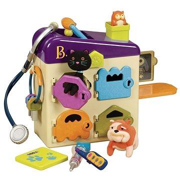 B-Toys Veterinářský kufřík Pet Vet Clinic (062243269866)