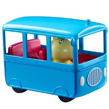 Peppa Pig Školní autobus s figurkou (5029736065762)