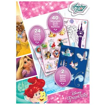 Fantasy Book Princezny (5908273081731)