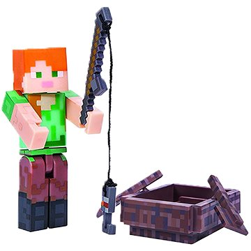 Minecraft Alex s lodí (681326164913)