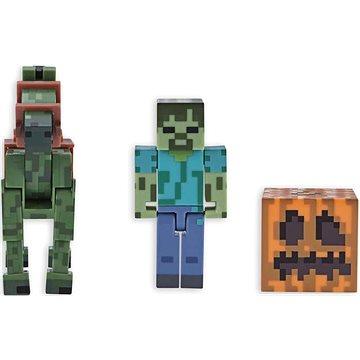Minecraft Zombie se zombie koněm (681326166030)