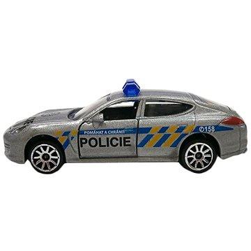 Majorette Auto policejní kovové CZ verze (3467452036877)