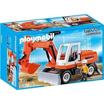 Playmobil 6860 Bager s radlicou (4008789068606)