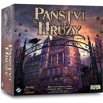 Panství hrůzy (Mansion of Madness 2nd ed.) (8594054917756)