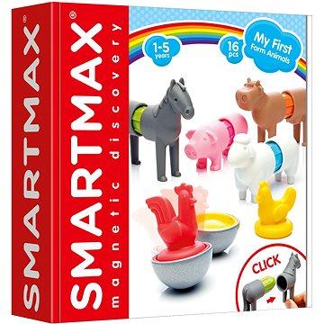 SmartMax Moje první zvířátka ze statku (5414301249863)