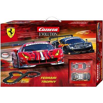 Carrera EVO 25230 Ferrari Trophy (4007486252301)