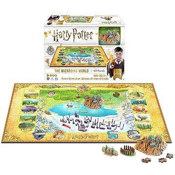 4D Harry Potter (714832511084)