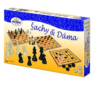 Šachy a dáma (8593547100378)