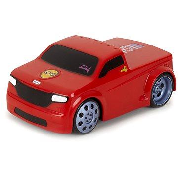 Little Tikes Interaktivní autíčko - červený náklaďák (50743635335)