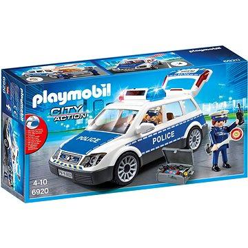 Playmobil 6920 Policejní auto (4008789069207)