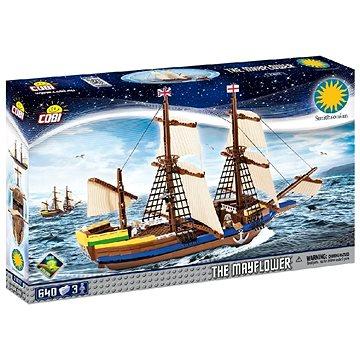 Cobi 21077 Smithsonian Loď Mayflower (5902251210779)