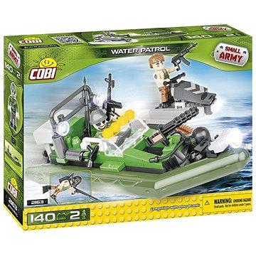 Cobi 2163 Small Army Vodní patrola (5902251021634)