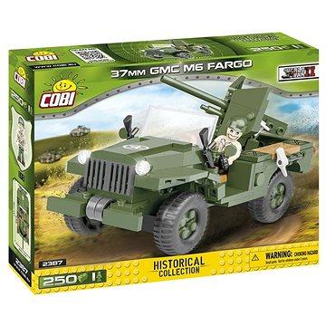 Cobi 2387 37 mm GMC M6 Fargo (5902251023874)