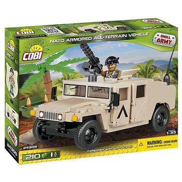 Cobi 24305 NATO terénní vozidlo pouštní (5902251243050)