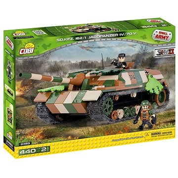 Cobi 2483 Jadgpanzer IV L/70 (5902251024833)