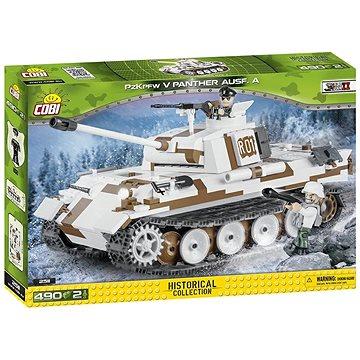 Cobi 2511 PzKpfw V Panther Ausf. A (5902251025113)