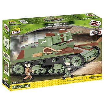 Cobi 2512 Tank 7TP DW (5902251025120)