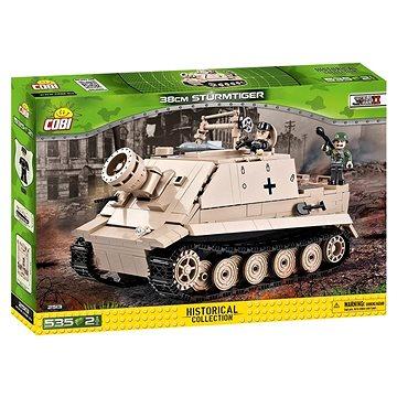 "Cobi 2513 38 cm Sturnnorser ""Sturmtiger"" (5902251025137)"